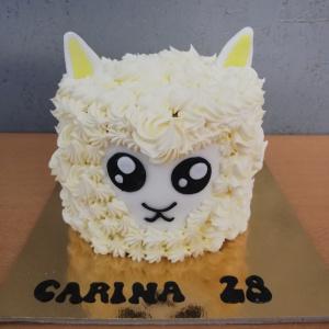 Lama Torte