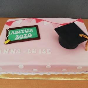 Abitur Torte