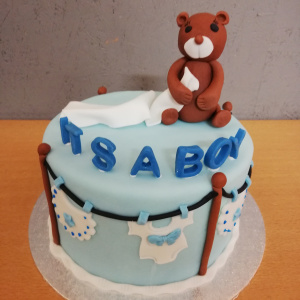 Baby Party Torte